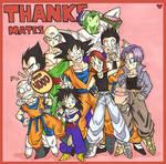 DBZ: thank you