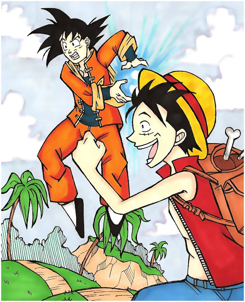 صور ون بيس - ناروتو - دراغن بول (معا) Cross_Epoch___Goku_and_Luffy_by_shotout.png