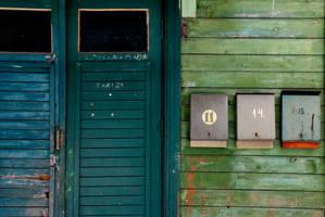 Green by ljenda