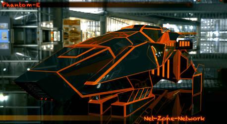 Phantom-E Ship by Net-Zone-Network