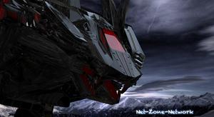 Built to kill Fan art. by Net-Zone-Network