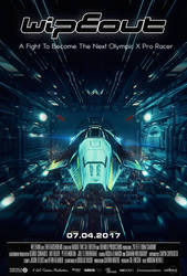 Wipeout Cinema movie cover by Net-Zone-Network