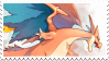 #006(3) Mega Charizard Y by pkmn-stamps