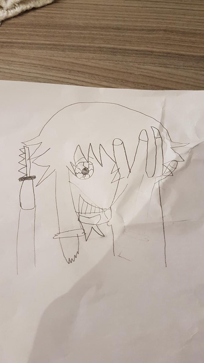 Drawing.... by sonicsackboy