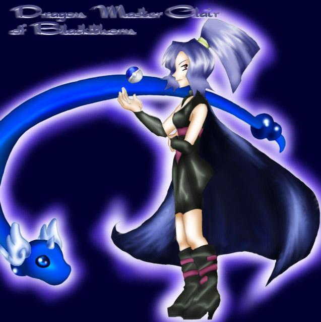 2002 Pokemon Clair by prismageek