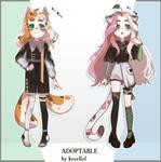 couple adoptable #2 [close]