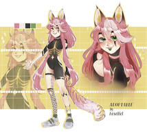 adoptable auction #5 OPEN by heselfel