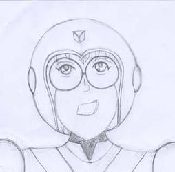 Pidge from Voltron WIP
