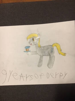 9 Years Of Derpy