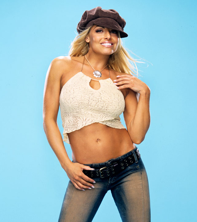trish stratus best moments
