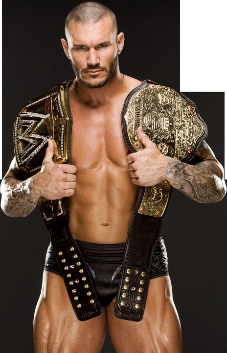 Randy Orton: WWE World Heavyweight Champion Render by ...