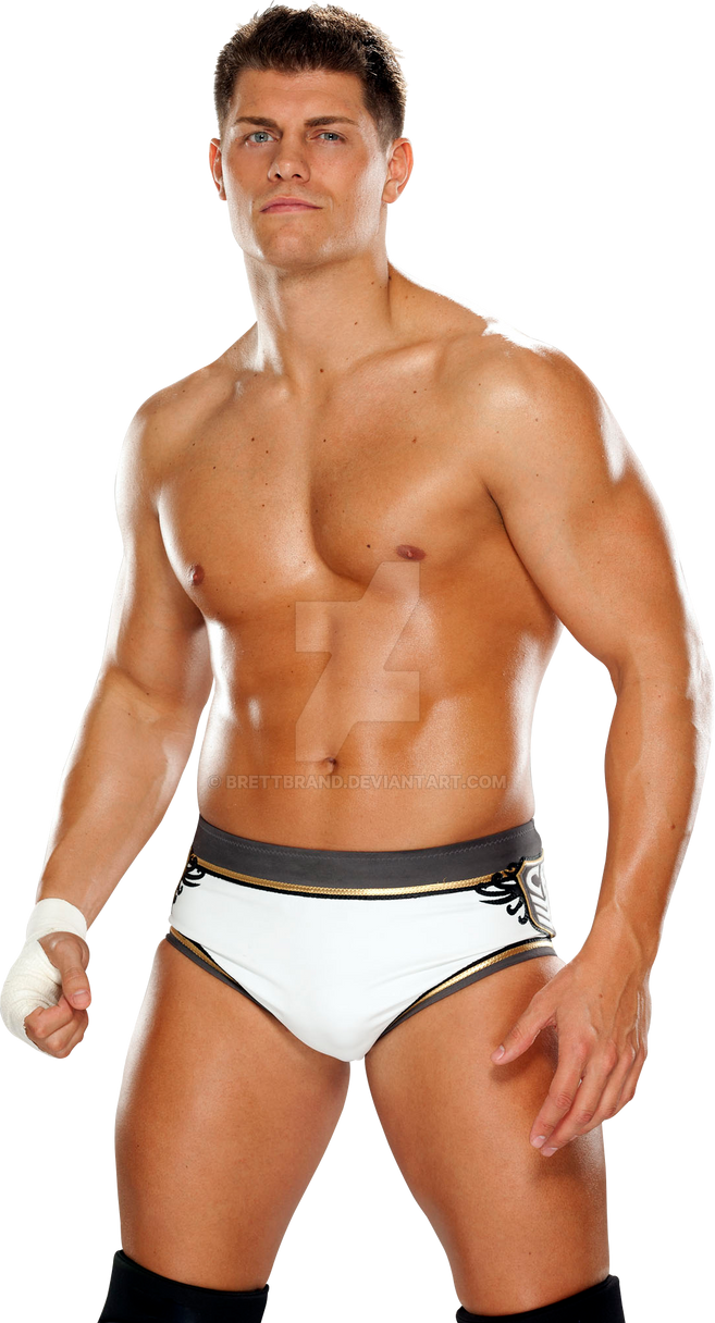 Cody Rhodes Render by BrettBrand on DeviantArt
