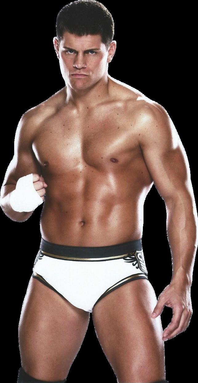 Cody Rhodes Render 2 by BrettBrand on DeviantArt
