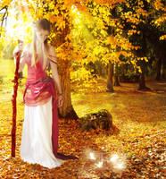 Seasons - Autumn by Ithilyen