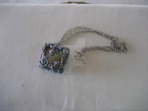 Intrecci di foglie silver