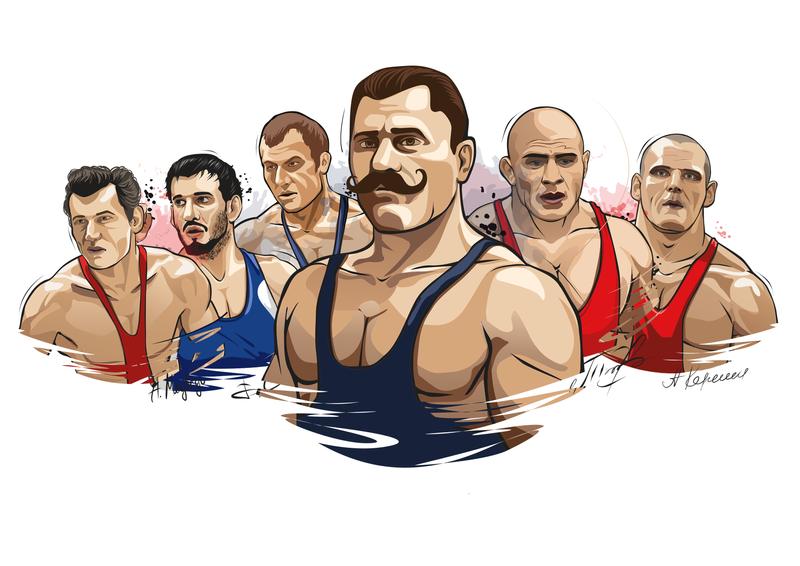 Fighters by Alfa-Renard