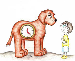 Meeting the Watchdog by GalacticGlitter