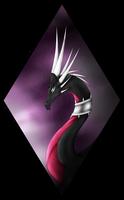 Cynder (Legend of Spyro a New Beginning) by ShadedIceDraconics