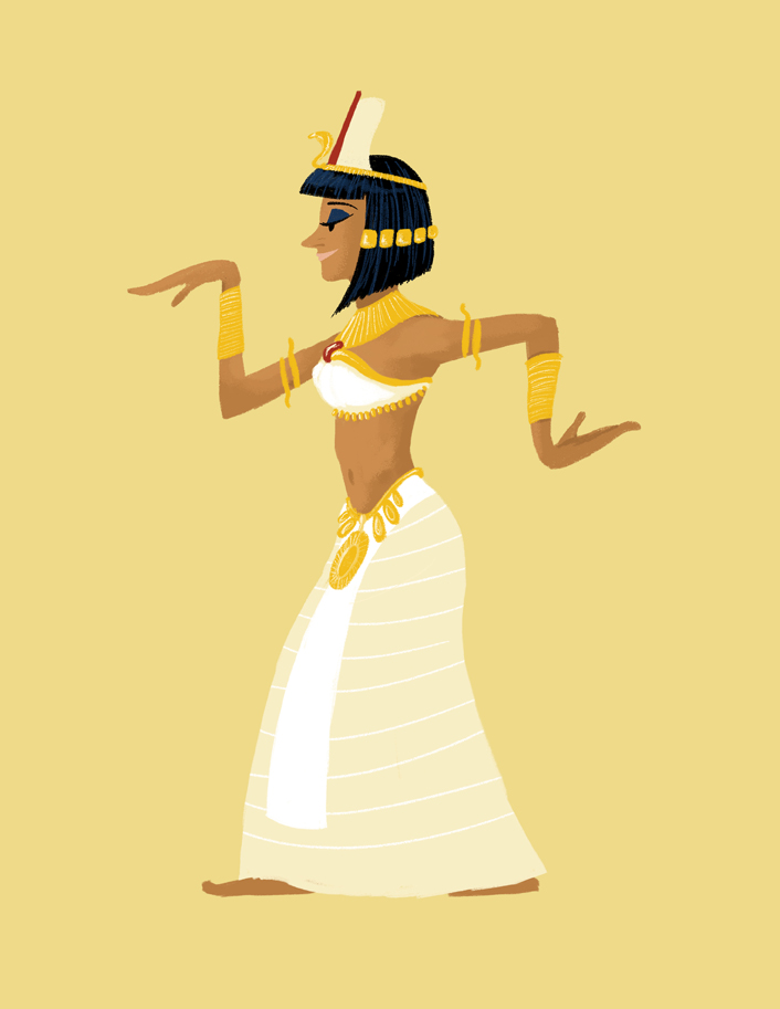Cleopatra by PezZcado