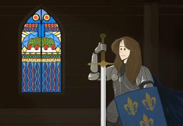 Joan of Arc by PezZcado