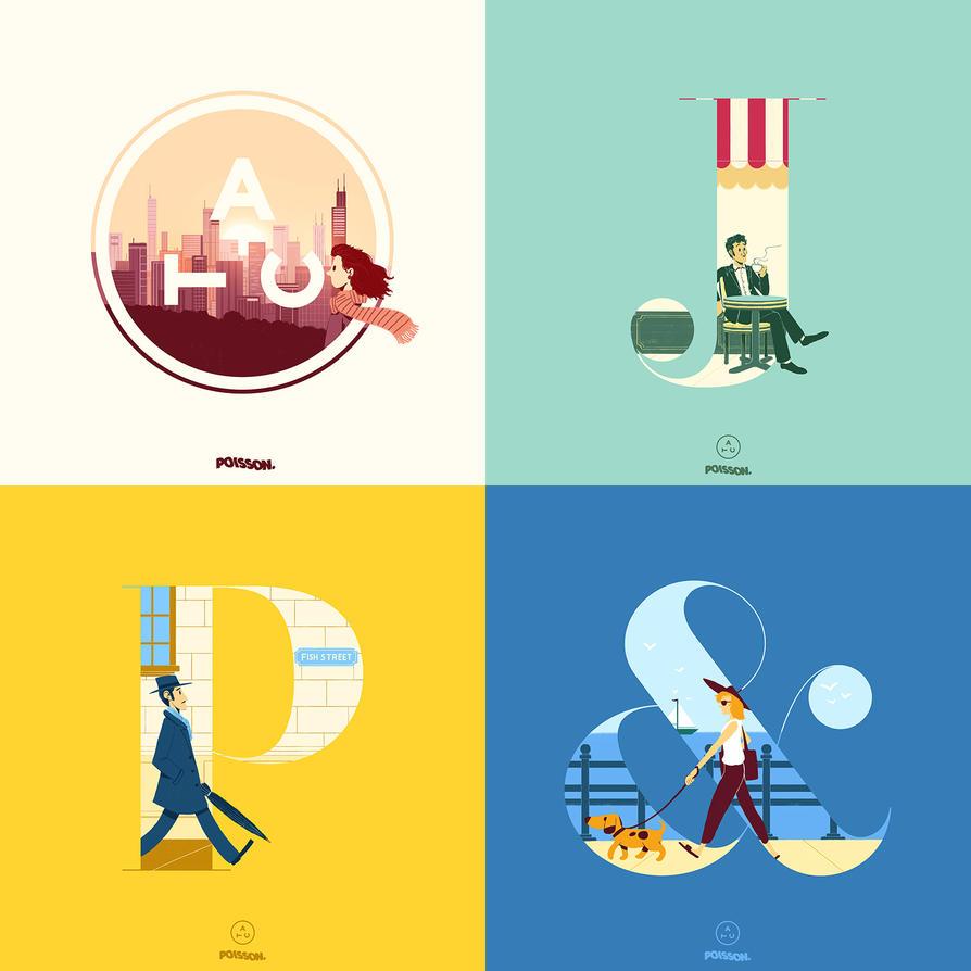 ATC Artist Series 1 by PezZcado
