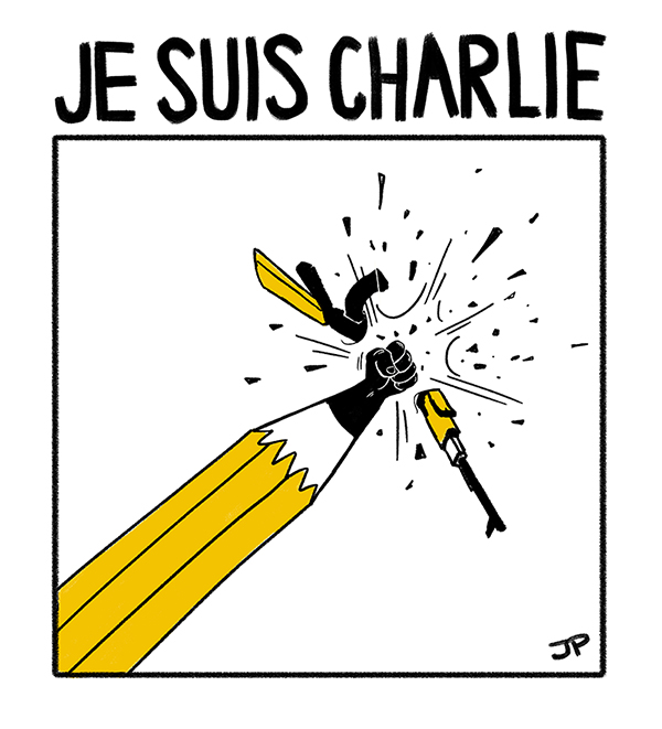 Jesuischarlie by PezZcado