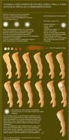 tutorial piel realista