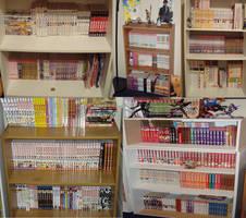 My little manga Collection by tamaki-holic
