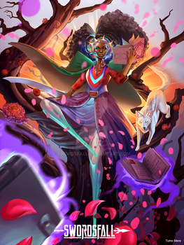 Swordsfall: Mime, the Divinity of Wisdom