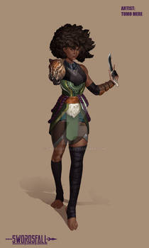 Alara, Second in Command of Heaven's Fall