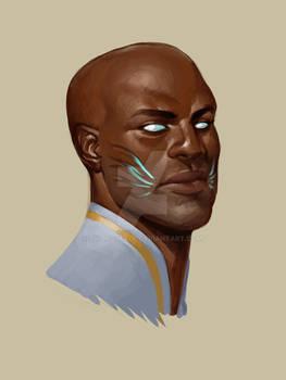 Griot Portrait