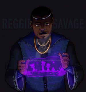 Reggie Savage