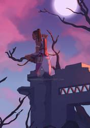 A Midnight Sentry (Drift of Dreams Sample)