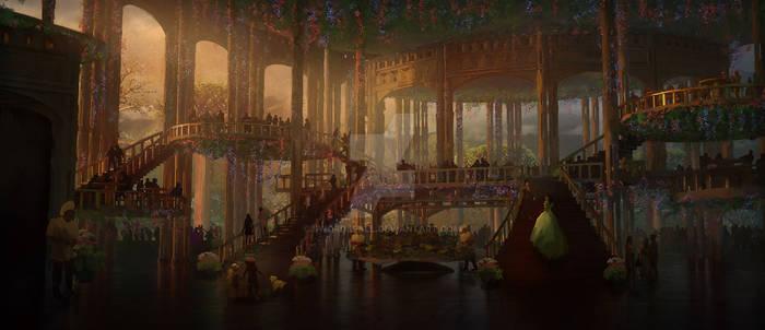 Garuda: The Dinner Party