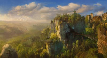 Garuda: Ilun Valley