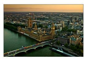 Postcard from London No.3 by djoel