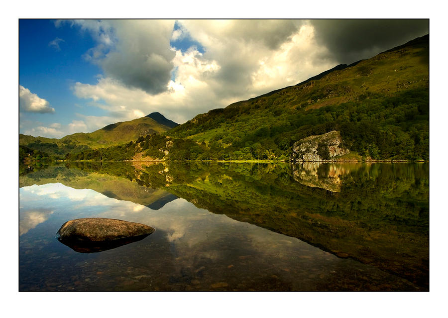 Snowdonia Landscapes No.6 by djoel