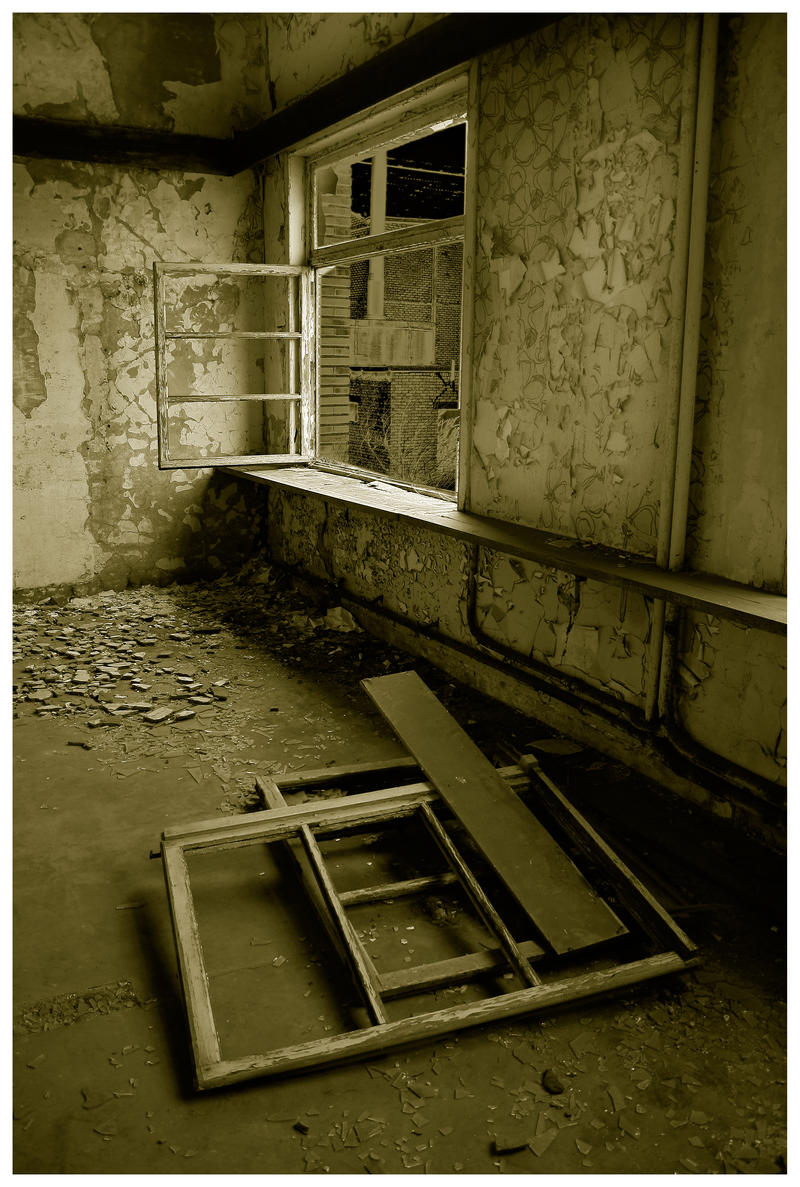 Broken Home by dafour