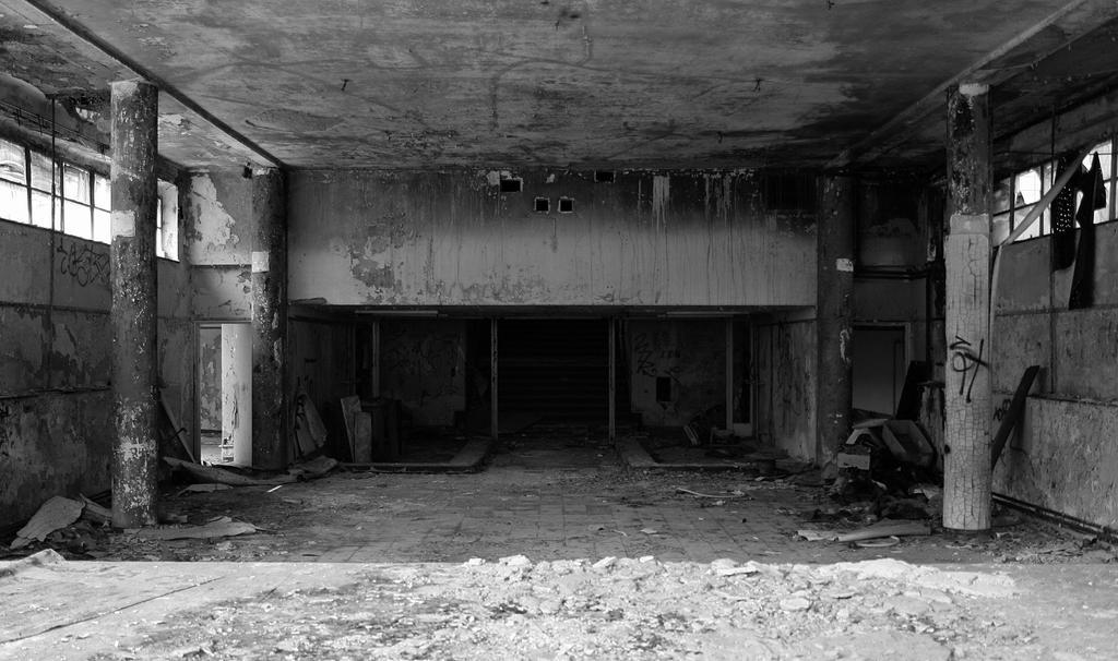 Sanatorium J Lemaire by dafour