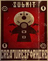 Creaturesforhire poster 5 by Creaturesforhire