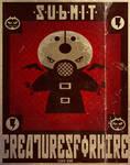 Creaturesforhire poster 5