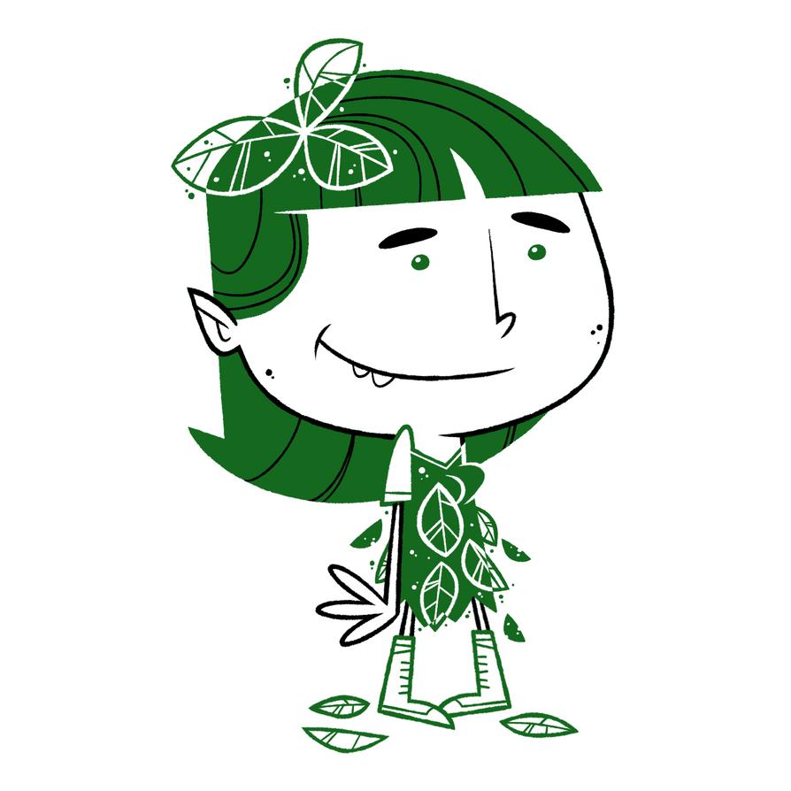 Poison Ivy by Creaturesforhire