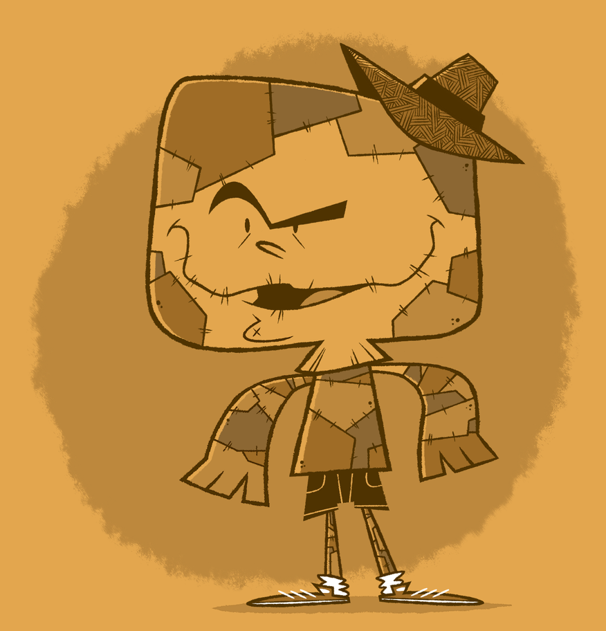 Scarecrow 3 by Creaturesforhire