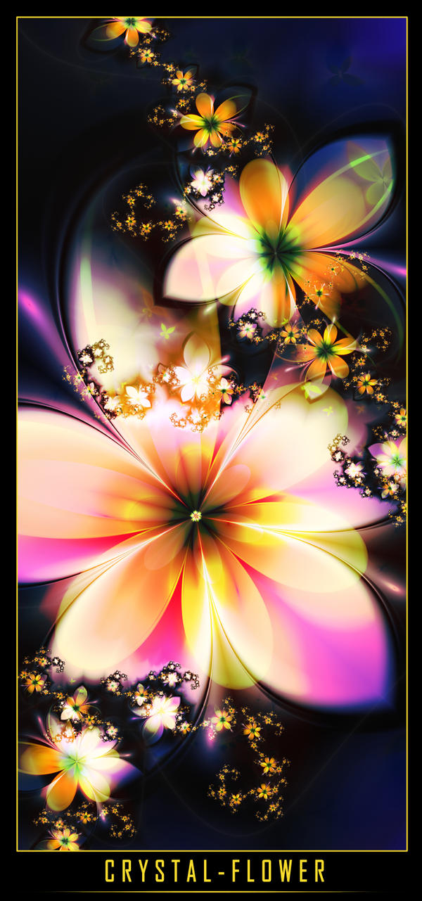 ...::: Crystal Flower :::... by SSilver