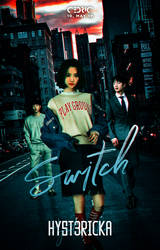 [WCR] Switch by Hyst3ricka |Cover made by CedricDV by xedrik24