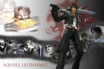 Squall Leonhart Wallpaper