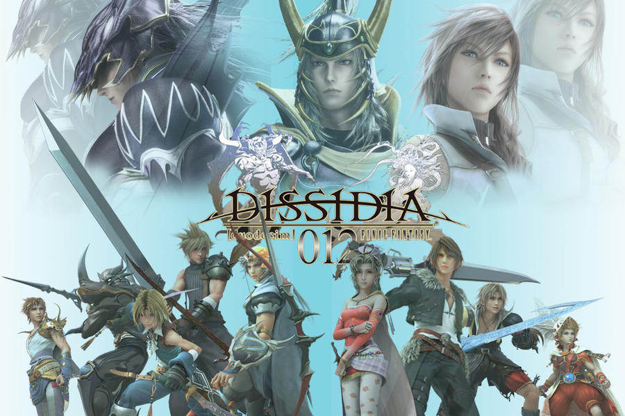 Dissidia Duodecim Wallpaper by ShinraWallpapers