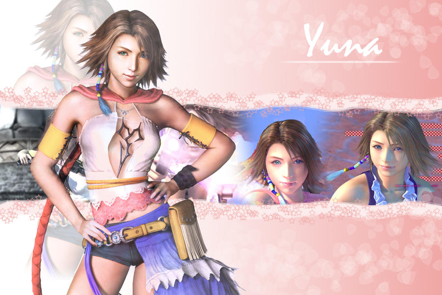yuna ffx wallpaper - photo #24