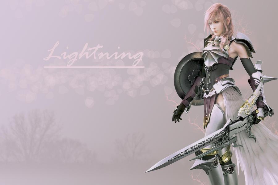 Lightning Wallpaper 2 by ShinraWallpapers