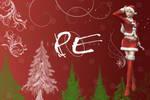 Parasite Eve Christmas Wallpaper